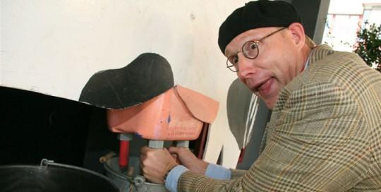 Maatwerk Bart Juwett - Meneer de Bok in Boer zoekt vrouw