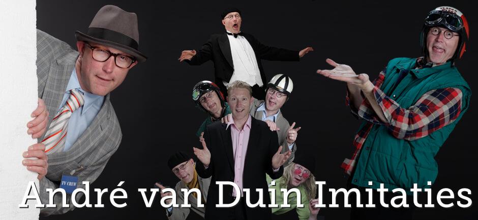 Imitaties | Andre van Duin