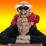 Buikspreker Bart & Bertus